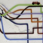 Tube car